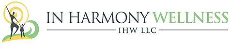 In Harmony Wellness IHW LLC Logo